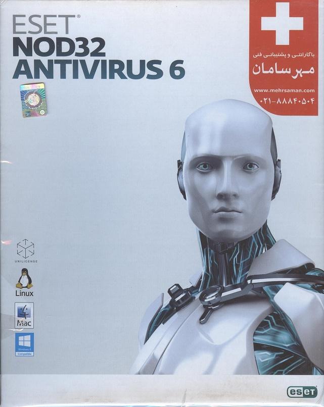 آنتی ویروس یک ساله نود
